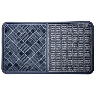 Rubber Grey Doormat