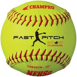 Champro NFHS 12-inch Fast Pitch Softball Dozen