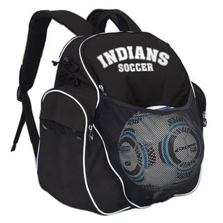 Champro Players Soccer Backpack Black