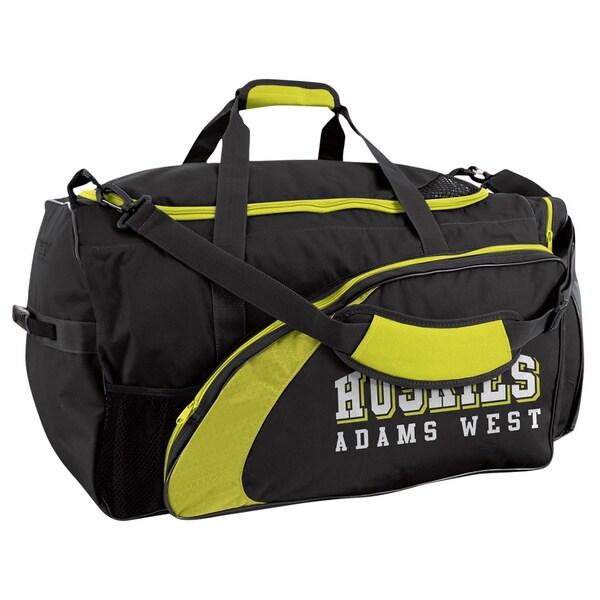 Champro Varsity Football Equipment Bag 28-inch x 15-inchx15-inch-Black
