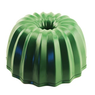 Berghoff Cooknco Green Bundt Cake Pan