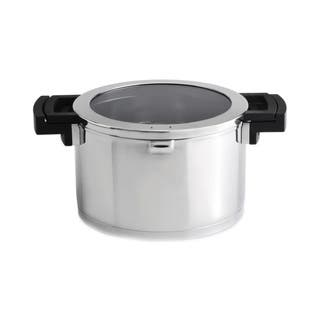 Berghoff Neo Glass 10-inch 6.7-quart Covered Stockpot|https://ak1.ostkcdn.com/images/products/10436550/P17533825.jpg?impolicy=medium