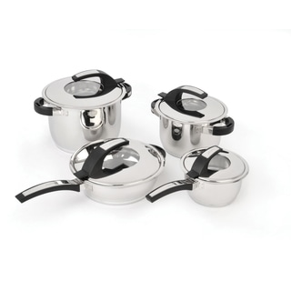 Berghoff Virgo 8-piece Stainless Steel Cookware Set