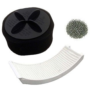 Crucial Vacuum Bissell Style 12 Filter Kit