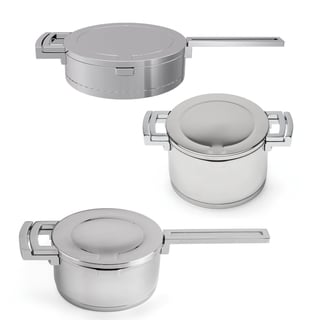 Berghoff Neo 6-piece Stainlesss Steel Cookware Set