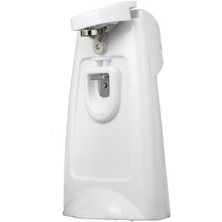 Brentwood J-29W White Can Opener