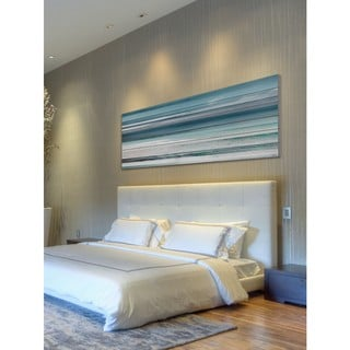 """Parvez Taj - """"Kuremaa"""" Print on White Wood"""