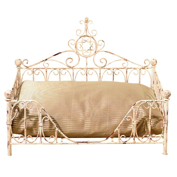 Antique Pet Bed: Shop Old World Antique Paris Flea Market Pet Bed