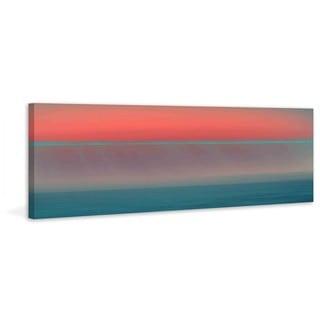 """Parvez Taj - """"Red Glow"""" Print on Canvas"""