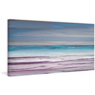 """Parvez Taj - """"Shoreline"""" Print on Canvas (4 options available)"""