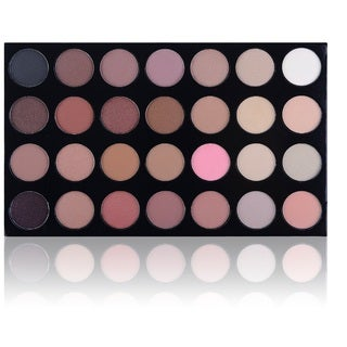 SHANY The Masterpiece Refill Layer Warmish 28 Neutral Colors Eyeshadow Palette