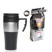 Berghoff Geminis 2-piece Coffee Accessory Set