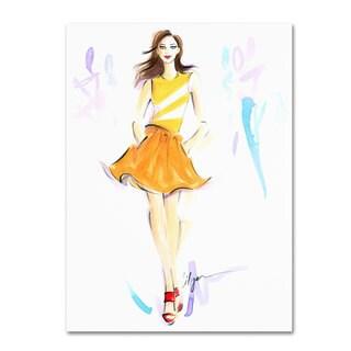 Jennifer Lilya 'Starburst' Canvas Art