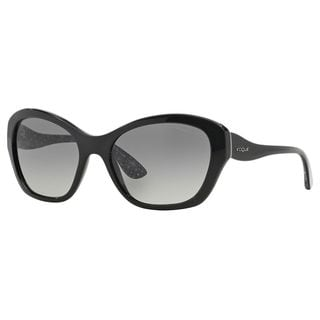 Vogue Women's VO2918S Plastic Butterfly Sunglasses