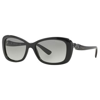 Vogue Women's VO2917S Plastic Butterfly Sunglasses