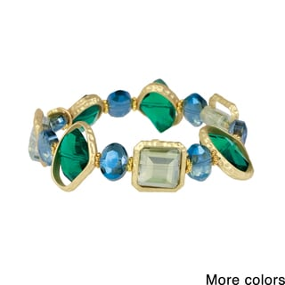 Saachi Beaded Stretch Bracelet (China)