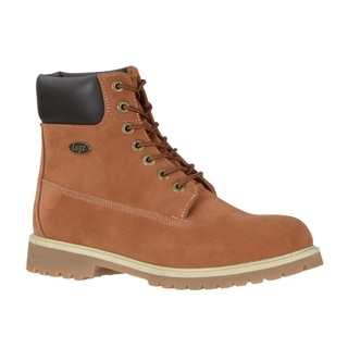 """Lugz Men's """"Convoy WR"""" Water Resistance Lace-up Boots"""