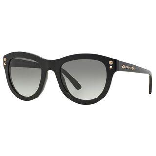 Versace Women's VE4291 Plastic Phantos Sunglasses