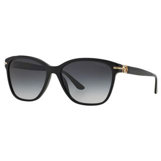 Versace Women's VE4290B Plastic Square Sunglasses