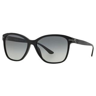 Versace Women's VE4290B Plastic Square Sunglasses