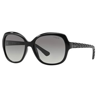 Vogue Women's VO2871S Plastic Square Sunglasses
