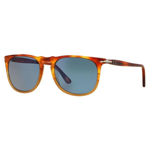 171b5a53e553c Persol Men  x27 s PO3113S Plastic Square Sunglasses - Tortoise - Large