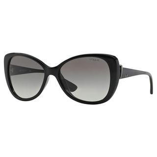 Vogue Women's VO2819S Plastic Butterfly Sunglasses