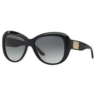 Versace Women's VE4285 Plastic Butterfly Sunglasses