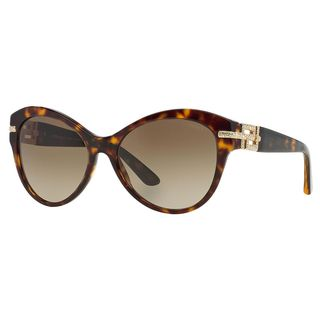 Versace Women's VE4283B Plastic Phantos Sunglasses