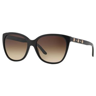 Versace Women's VE4281 Plastic Square Sunglasses