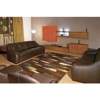 Nourison Expressions Chocolate Rug - 4' x 6'