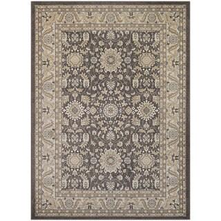 Couristan Konya Tomek Light Brown/ Ivory  Area Rug (3'11 x  5'6)
