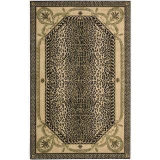 Nourison Grand Parterre Multicolor Rug (5'3 x 8'3)
