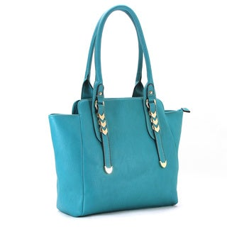 Mark Ciel Volant Couleurs Shoulder Tote