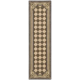 Nourison Grand Parterre Multicolor Runner Rug (2'3 x 8')