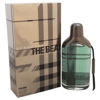 Burberry The Beat Men's 3.4-ounce Eau de Toilette Spray