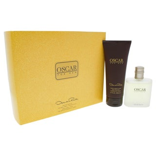 Oscar By Oscar De La Renta for Men 2 Piece Gift Set