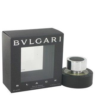 Bvlgari Black for Unisex 1.3-ounce Eau de Toilette Spray