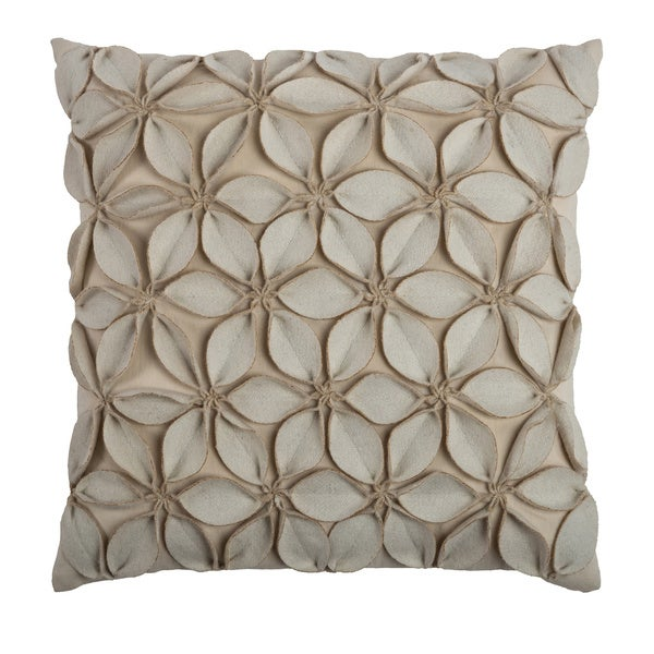 Rizzy Home Decorative Throw Pillow - Free Shipping On Orders Over $45 - Overstock.com - 17535380