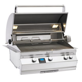 Aurora Series 660i Built-In NG 3 Burner Grill w/ Rotisserie