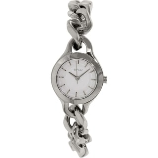 DKNY Women's Chambers NY2212 Stainless Steel Analog Quartz Watch