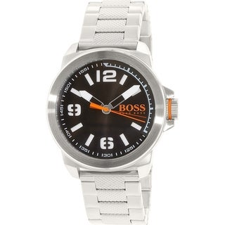 Hugo Boss Men's Orange 1513153 Stainless Steel Quartz Watch