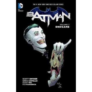 Batman 7: Endgame (Paperback)