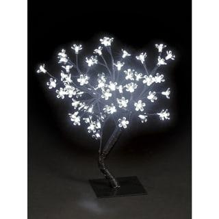 1.5-foot Blossom Tree 48 Blue LEDS UL Lights