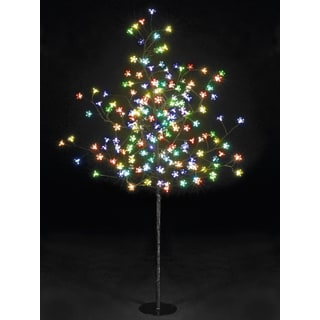5-foot Blossom Tree 200 Multi