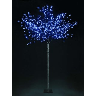 7-foot Blossom Tree 400 LEDS UL Lights