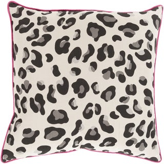 Florence de Dampierre: Decorative Delilah Animal 20-inch Throw Pillow