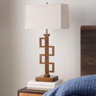 Contemporary Leet Table Lamp