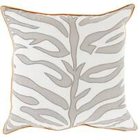 Decorative Brooke Animal 20-inch Throw Pillow