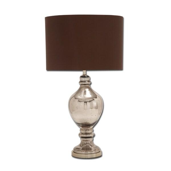 Terra Modern Mercure Glass Table Lamp